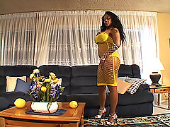 Black princess gets fucked in her ass